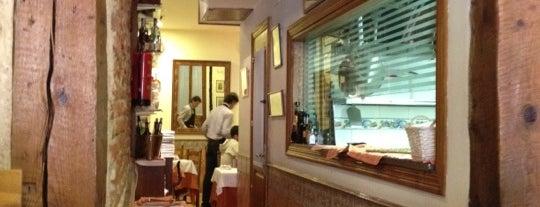 El Ventorrillo Murciano is one of Madrid: Restaurantes +.