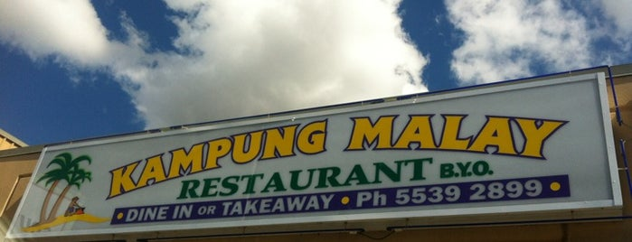 Kampung Malay Restaurant is one of [todo] Gold Coast.