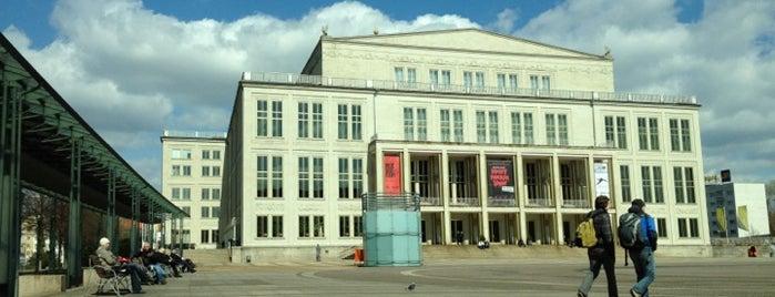 Oper Leipzig is one of Leipzig.
