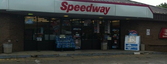 Speedway is one of Phillip's Liked Places.