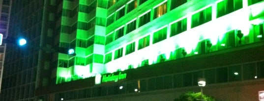 Holiday Inn Port Of Miami-Downtown is one of Ultra Music Festival.