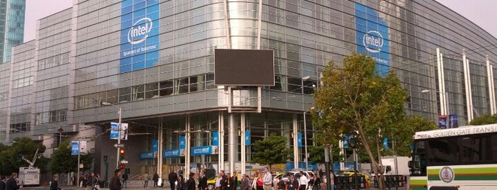 Moscone West is one of Build2014 San Francisco.