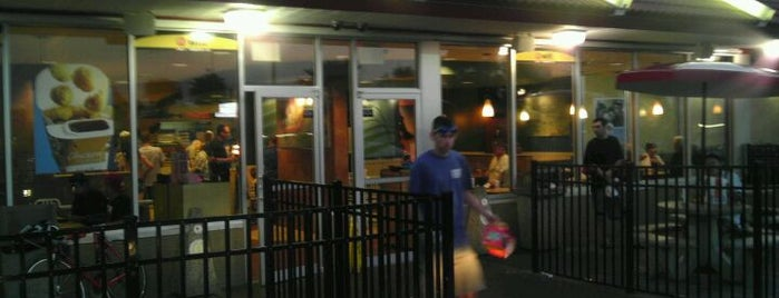 McDonald's is one of Orte, die Trenton gefallen.