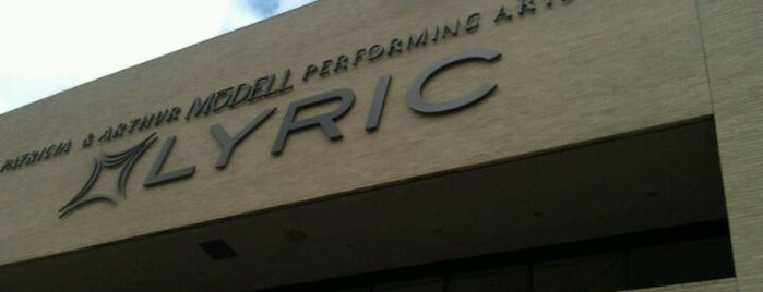 Modell Performing Arts Center At The Lyric is one of Orte, die Ann Marie gefallen.