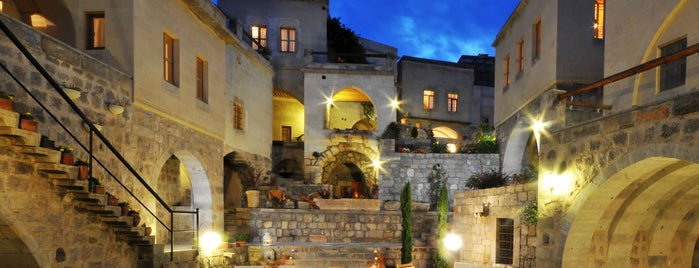 Taşkonaklar Hotel is one of Küçük ve Butik Oteller Türkiye.