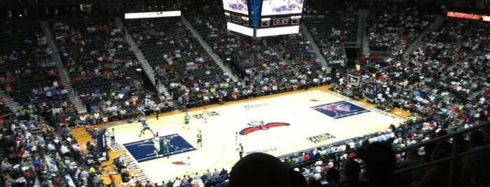 State Farm Arena is one of Sporting Venues....