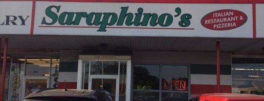 Saraphino's is one of Good Eats!.