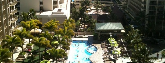 Embassy Suites by Hilton is one of Honolulu.