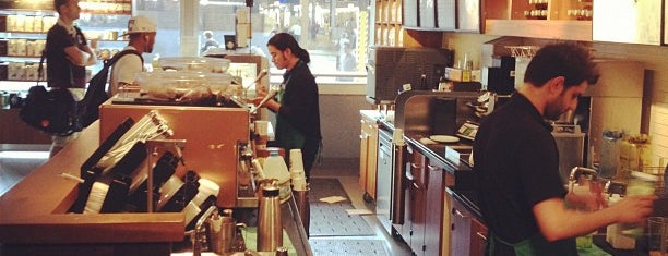 Starbucks is one of All-time favorites in Netherlands.