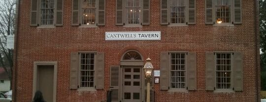Cantwell's Tavern is one of United States of A.