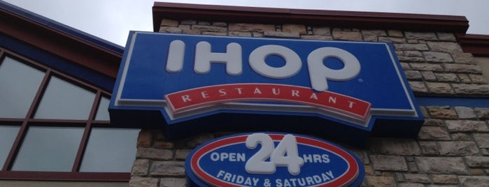 IHOP is one of All TIP.