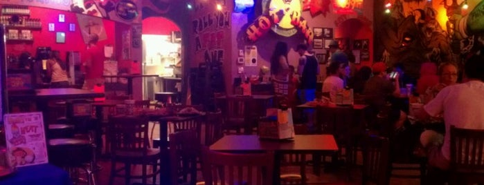 Tijuana Flats is one of Lukas' South FL Food List!.