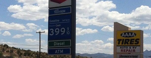 Chevron is one of Phoenix, AZ..