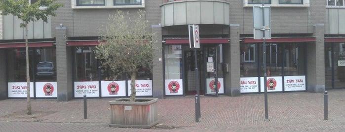 Suki Yaki is one of Nederland 🇳🇱.