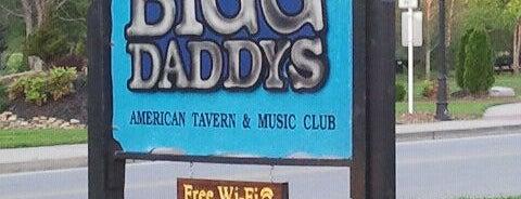 Bigg Daddys American Tavern is one of Spring Break.
