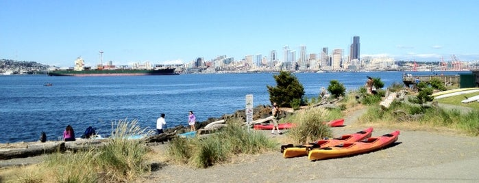 Seacrest Park is one of Seattle's 400+ Parks [Part 1].