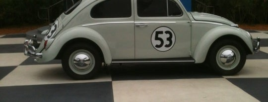 Herbie The Love Bug Buildings is one of Orte, die Fernando gefallen.