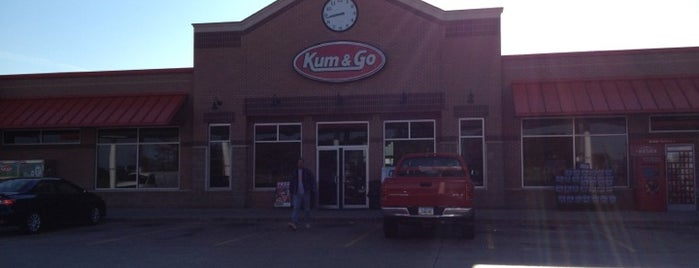Kum & Go is one of 2012 Student Choice winners.