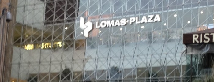 Lomas Plaza is one of Lugares favoritos de Brend.
