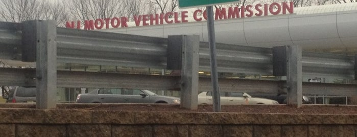 NJ Motor Vehicle Commission is one of Locais curtidos por Michael.
