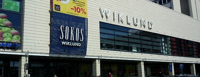 Sokos Wiklund is one of Places I have been.