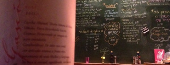 Rause Café + Vinho is one of Curitiba Bon Vivant & Gourmet.