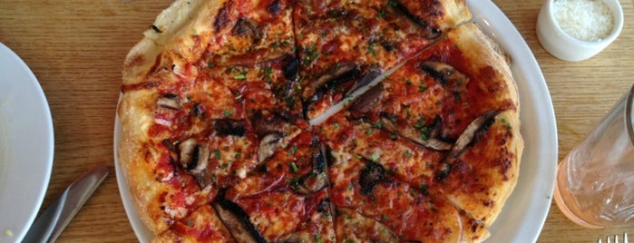 Gialina Pizzeria is one of San Francisco's Best Pizza - 2012.