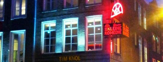 De Kleine Komedie is one of Amsterdam.