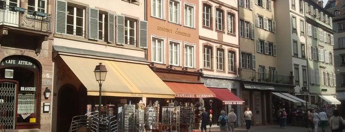 Place Kléber is one of schon gemacht 2.