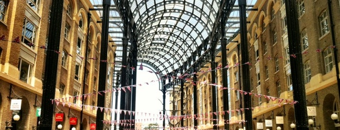 Hay's Galleria is one of Let's go to London!.