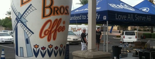 Dutch Bros. Coffee is one of Phoenix.