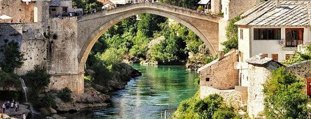 Stari Most | Old Bridge is one of Gezilecek Yerler ve Müzeler.