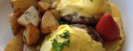Ama'Ama-Contemporary Island Cooking is one of Joe's List -  Breakfast Spots.
