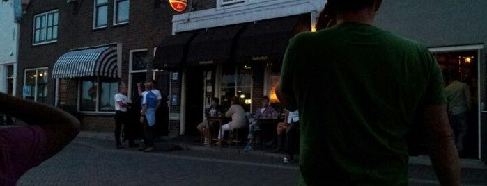 Café De Gekroonde Suikerbiet is one of Misset Horeca Café Top 100 2013.