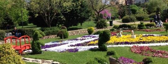 Özgürlük Parkı is one of Lugares favoritos de Korhan.