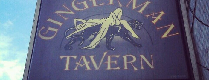 The Gingerman Tavern is one of Chicago.
