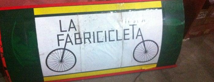 Fabricicleta is one of Bicicleterías de Buenos Aires.