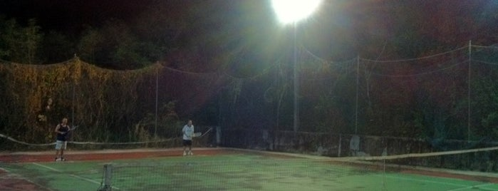 Ban Phe Tennis Club is one of Fit Fit Fit !.