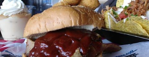JJR's BBQ Shack is one of Charlotte's Best BBQ Joints - 2012.