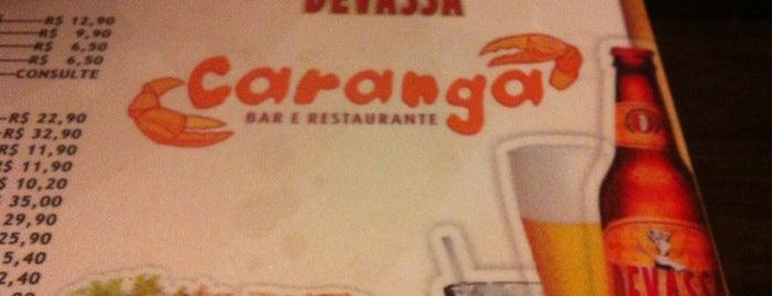 Caranga Bar e Restaurante is one of conheço.