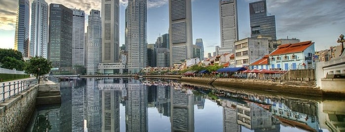 Singapore River is one of Singapore/シンガポール.