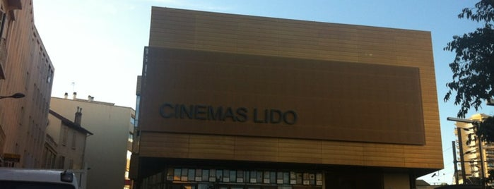 Cinéma Le LIDO is one of Posti salvati di Cécile.