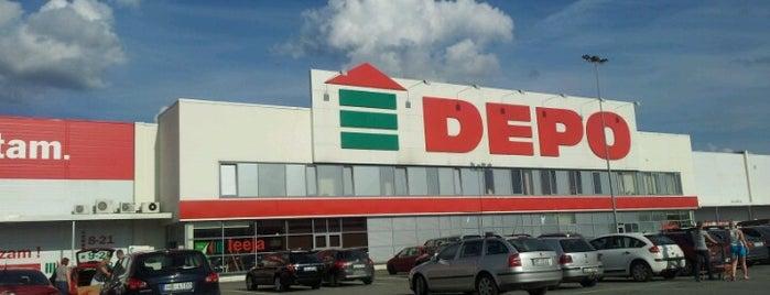 DEPO is one of Peteris'in Beğendiği Mekanlar.