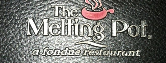 The Melting Pot is one of Tempat yang Disimpan Kristi.