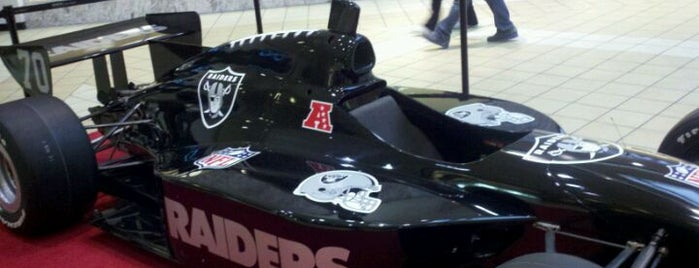 Oakland Raiders Super Car is one of Super Cars #VisitUS.