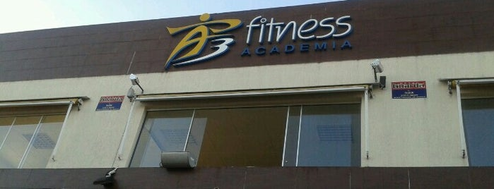 A3 Fitness Academia is one of Specials at Goiânia - GO - Brazil.