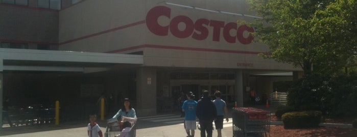 Costco Wholesale is one of Best Of Waltham.