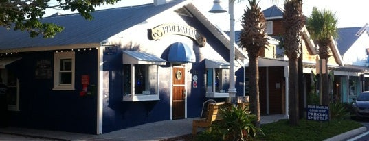 Blue Marlin is one of Anna Maria Island vacation.