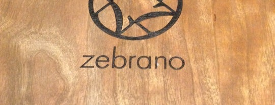 Zebrano's is one of London 3.