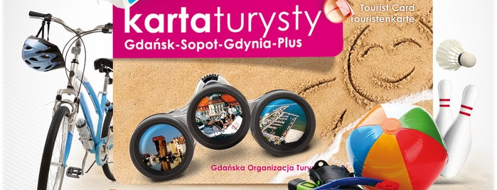 Gdansk Tourist Information Center at the Airport is one of Foursquare Specials in Poland.